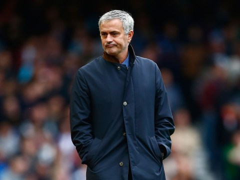 Jose Mourinho on standby to replace Louis van Gaal at Manchester United