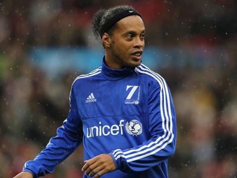 Ronaldinho rejected Leicester City transfer offer