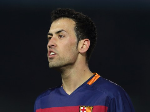 Rumour: Manchester City make contact with Sergio Busquets over potential transfer to Etihad