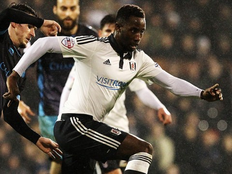 Rumour: Tottenham haven't given up on late move for Fulham striker Moussa Dembele
