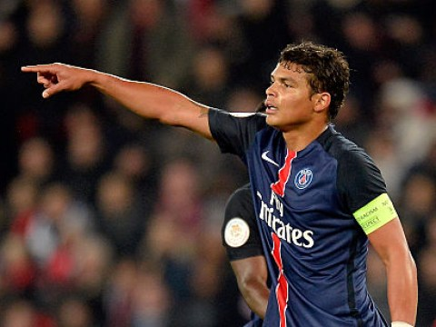 Rumour: Chelsea want to sign PSG captain Thiago Silva this summer