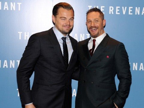 BAFTAs 2016: Leonardo DiCaprio just won his first ever BAFTA (and thanked Tom Hardy for the honour)
