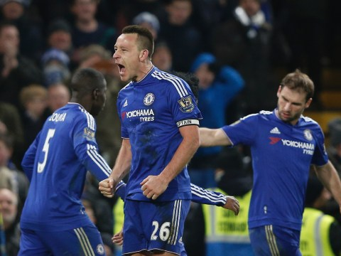 Kurt Zouma says Chelsea players want to win silverware to give captain John Terry the perfect send-off