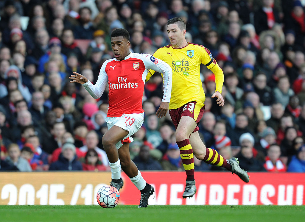 Arsenal legend Kanu believes Alex Iwobi is set for great things with the Gunners (and Nigeria)