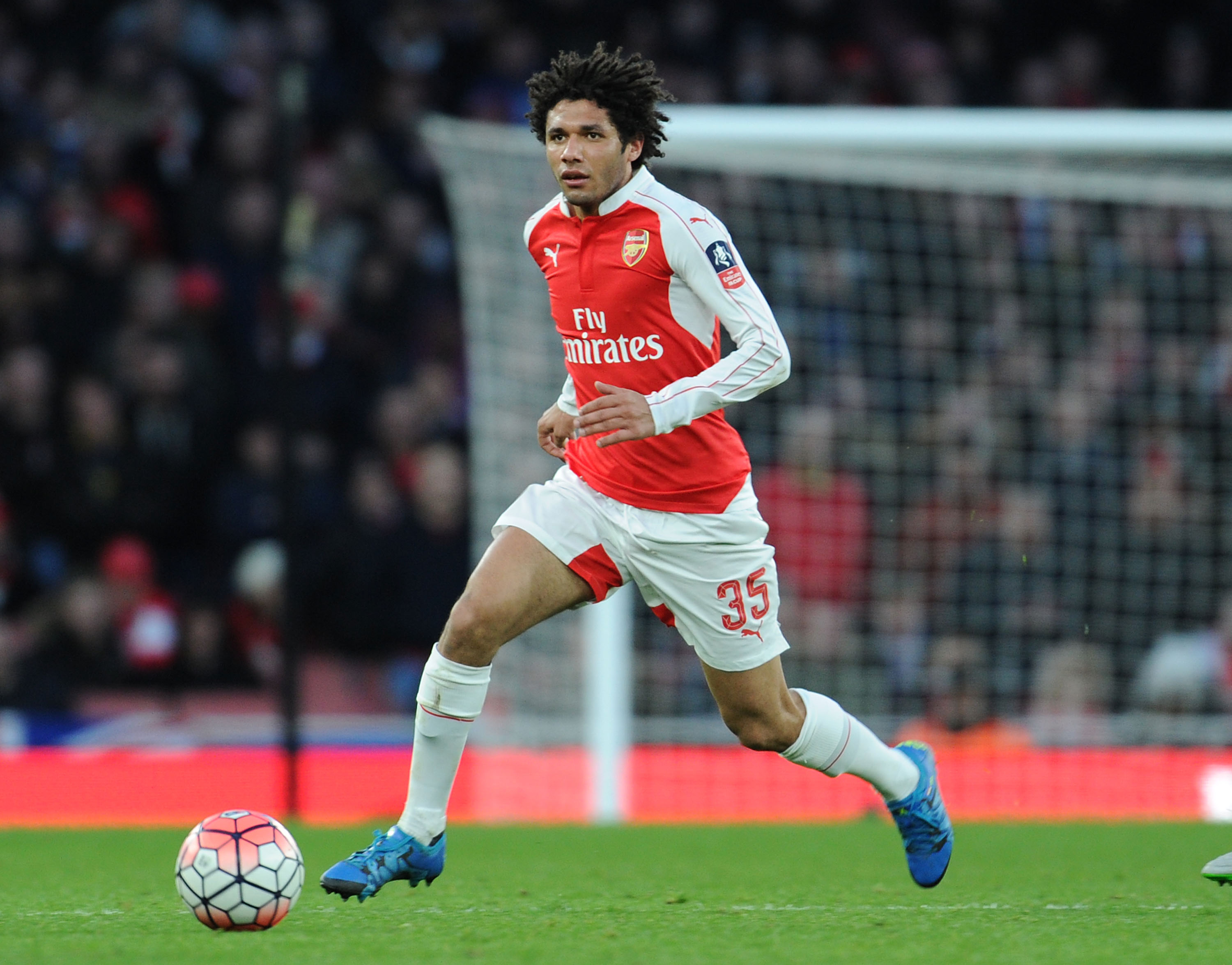 New Arsenal signing Mohamed Elneny is already planning FA Cup grudge match