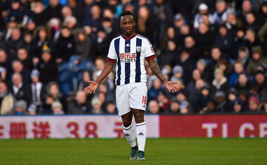 Tony Pulis insists Saido Berahino is staying at West Brom after Liverpool and Tottenham interest