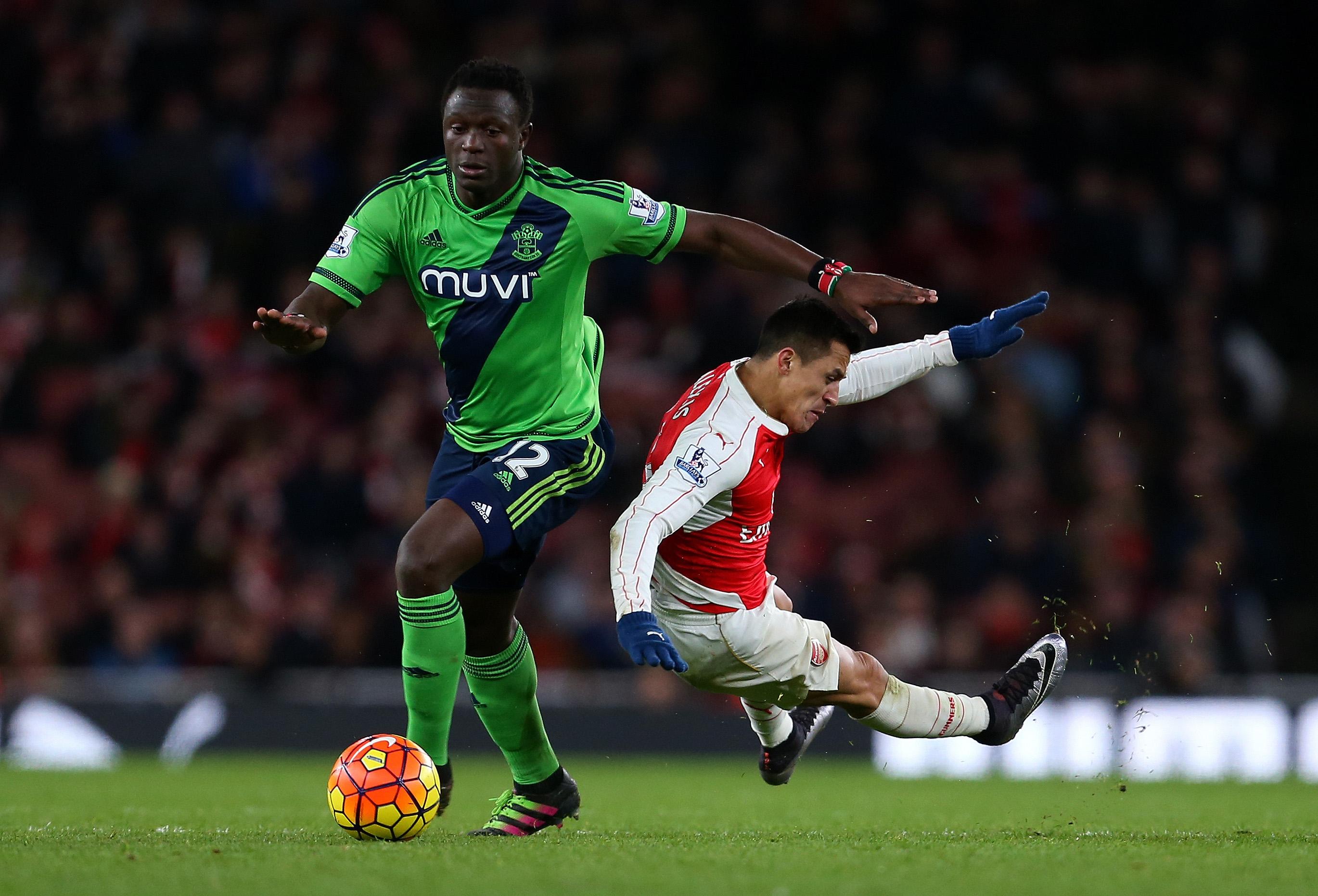 Arsenal ready to seal transfer of Southampton's Victor Wanyama