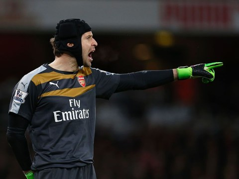 Arsenal's Petr Cech: We were 'robbed' and title chances have taken hit