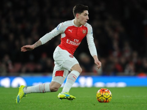 Hector Bellerin can be the best in the world, says Arsenal team-mate Joel Campbell