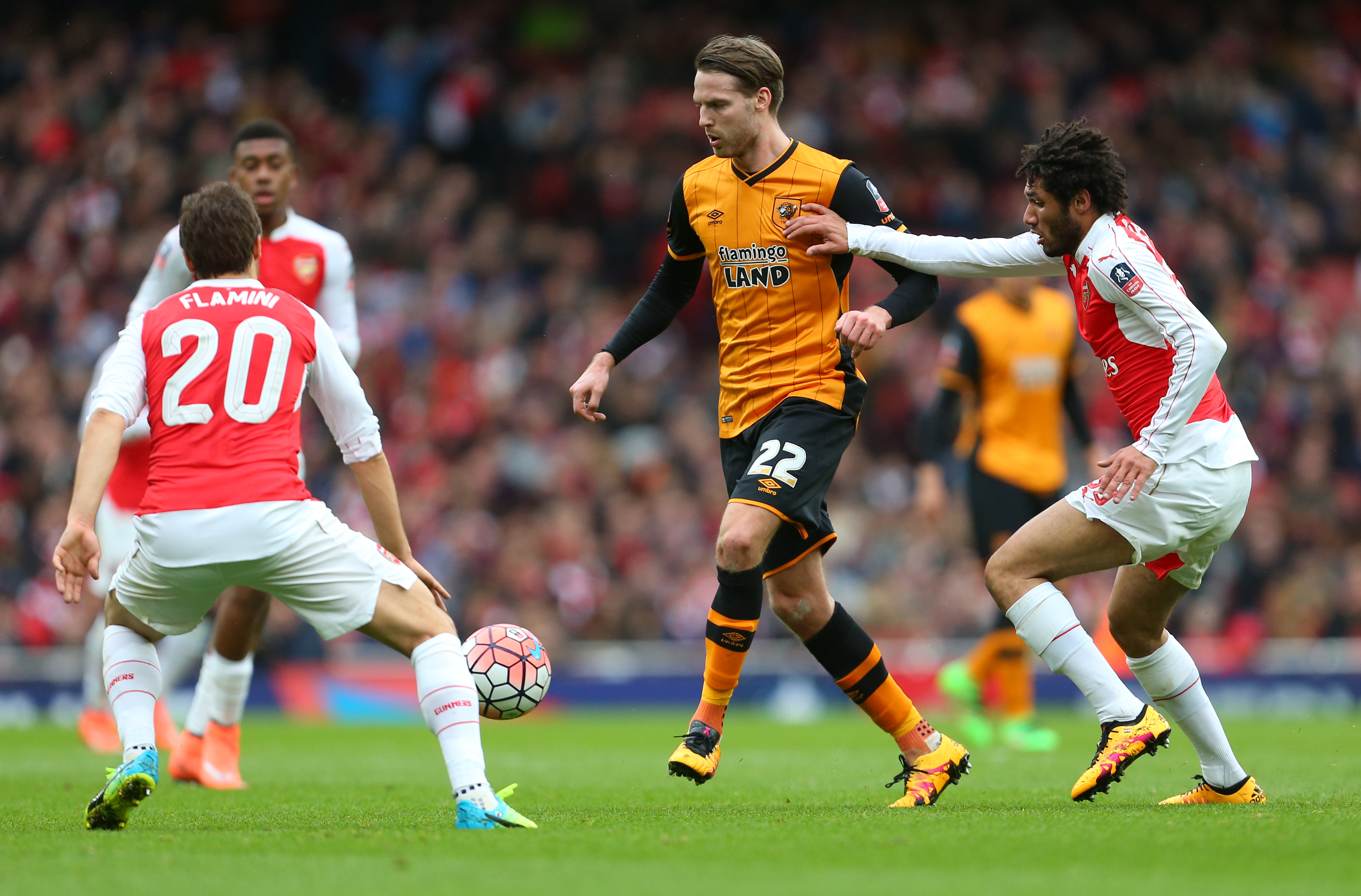 Six things we learned from Arsenal's frustrating draw with Hull in the FA Cup
