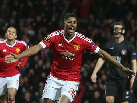 Manchester City turned down the chance to sign Manchester United ace Marcus Rashford
