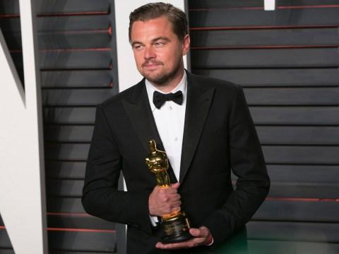 Oscars 2016: No, Leonardo DiCaprio didn't forget his award in a restaurant