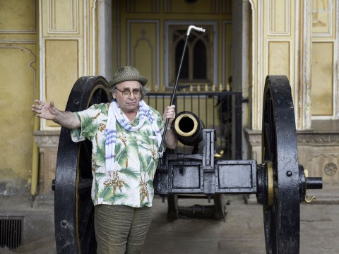 The Real Marigold Hotel star Sylvester McCoy's best Doctor Who moments