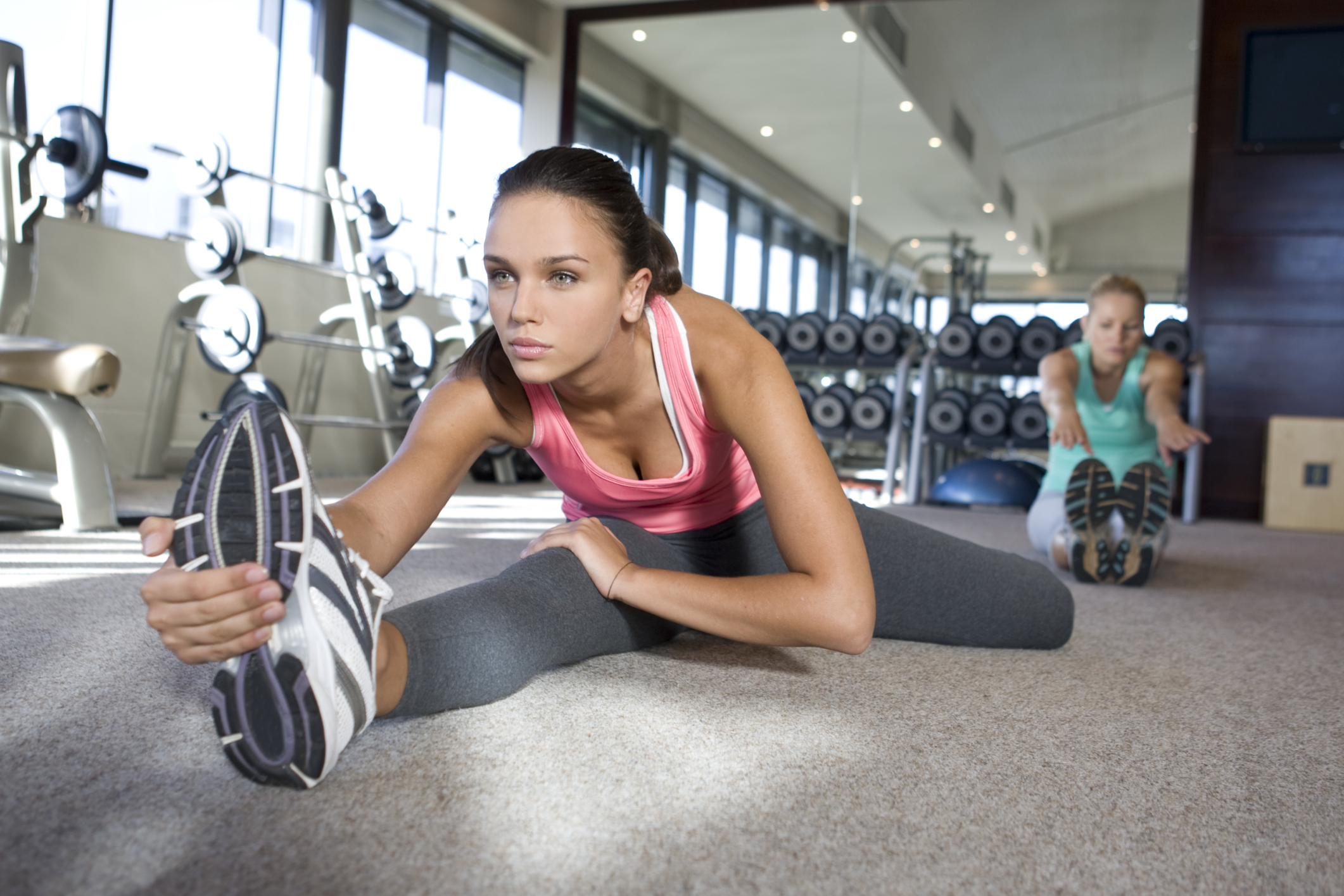 8 mistakes you're probably making at the gym