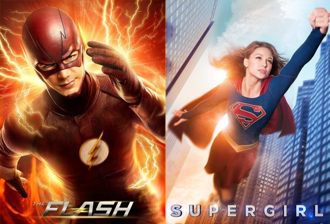 Supergirl and The Flash to team up - 6 more television crossovers we'd love to see Credit: Berlanti Productions
