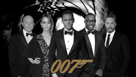 Who should be the next James Bond? We rank our favs (Picture: Getty/Rex/Metro)