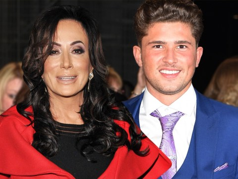 Is Nancy Dell'Olio dating Ex On The Beach's Jordan Davies?