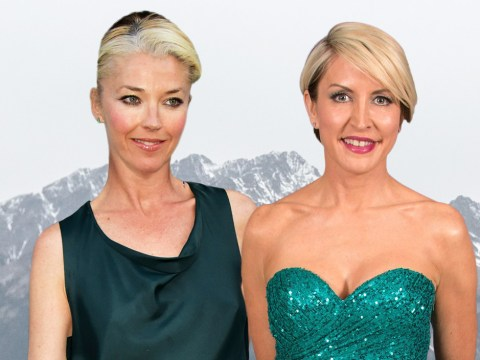 Tamara Beckwith unleashes furious rant at her 'stalker' Heather Mills on The Jump