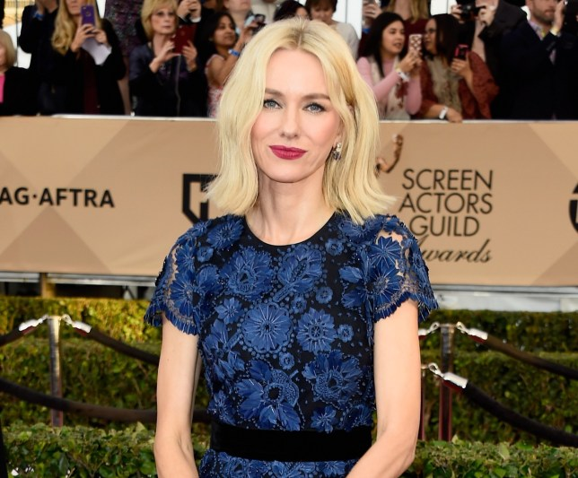 LOS ANGELES, CA - JANUARY 30: Actress Naomi Watts attends the 22nd Annual Screen Actors Guild Awards at The Shrine Auditorium on January 30, 2016 in Los Angeles, California. (Photo by Frazer Harrison/Getty Images)