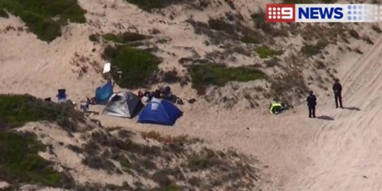 Coorong National Park murder attempt 9News