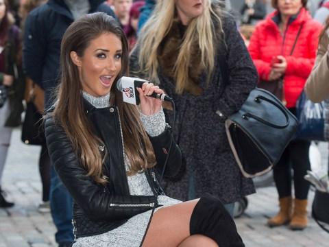 Celebrity Big Brother's Megan McKenna is busking on streets now