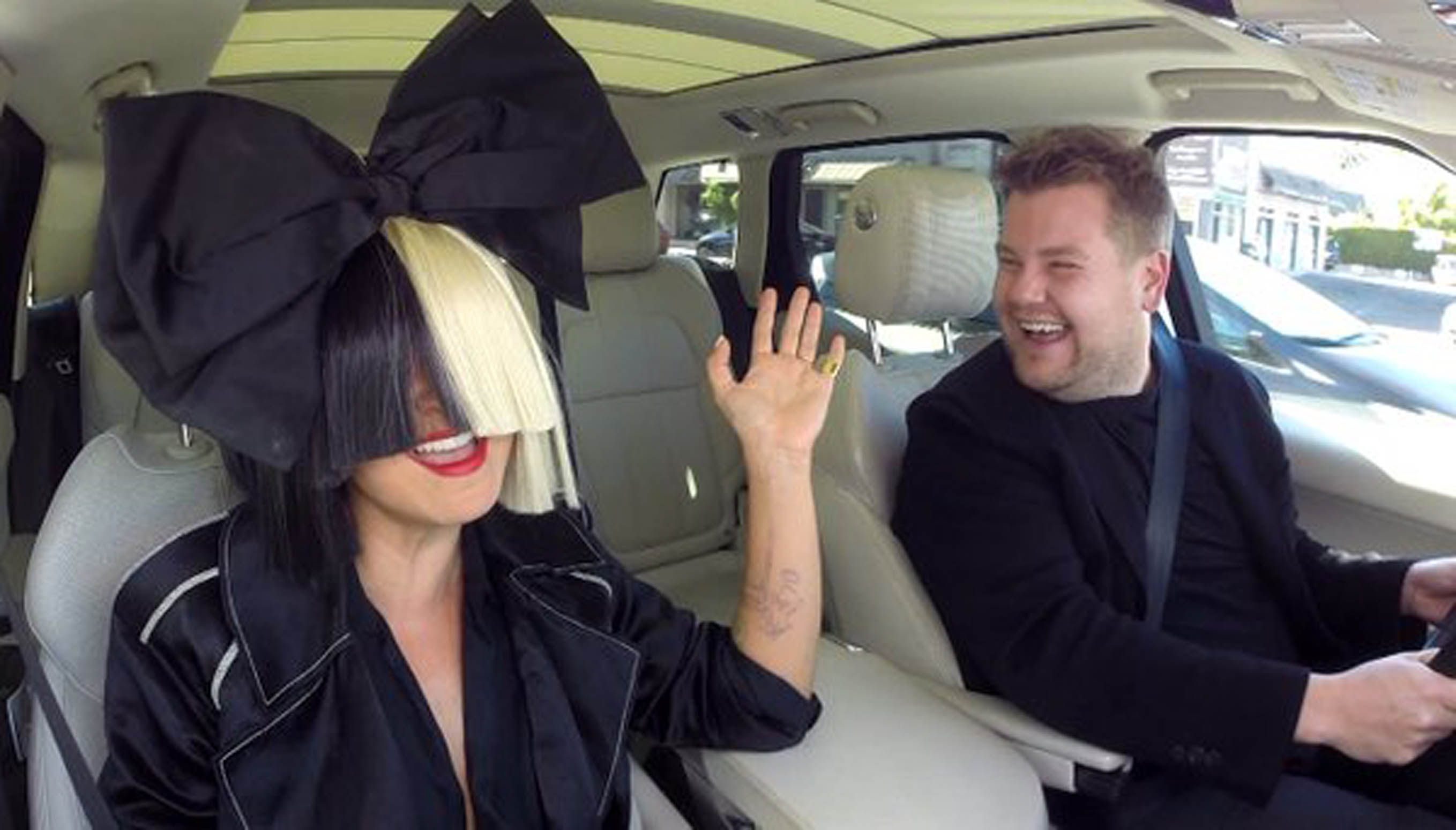 James Corden's latest Carpool Karaoke guest has been revealed – and we can't wait to Sia
