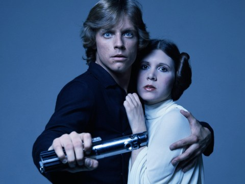 Mark Hamill recalls time he couldn't resist kissing Carrie Fisher even though it was a 'bad idea'