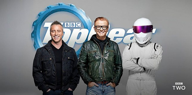 For use in UK, Ireland or Benelux countries only BEST QUALITY AVAILABLE Undated BBC handout photo of Friends actor Matt LeBlanc with Chris Evans and The Stig, as LeBlanc is to be one of the new presenters of Top Gear, the BBC said today. PRESS ASSOCIATION Photo. Issue date: Thursday February 4, 2016. See PA story SHOWBIZ TopGear. Photo credit should read: BBC/PA Wire NOTE TO EDITORS: Not for use more than 21 days after issue. You may use this picture without charge only for the purpose of publicising or reporting on current BBC programming, personnel or other BBC output or activity within 21 days of issue. Any use after that time MUST be cleared through BBC Picture Publicity. Please credit the image to the BBC and any named photographer or independent programme maker, as described in the caption.