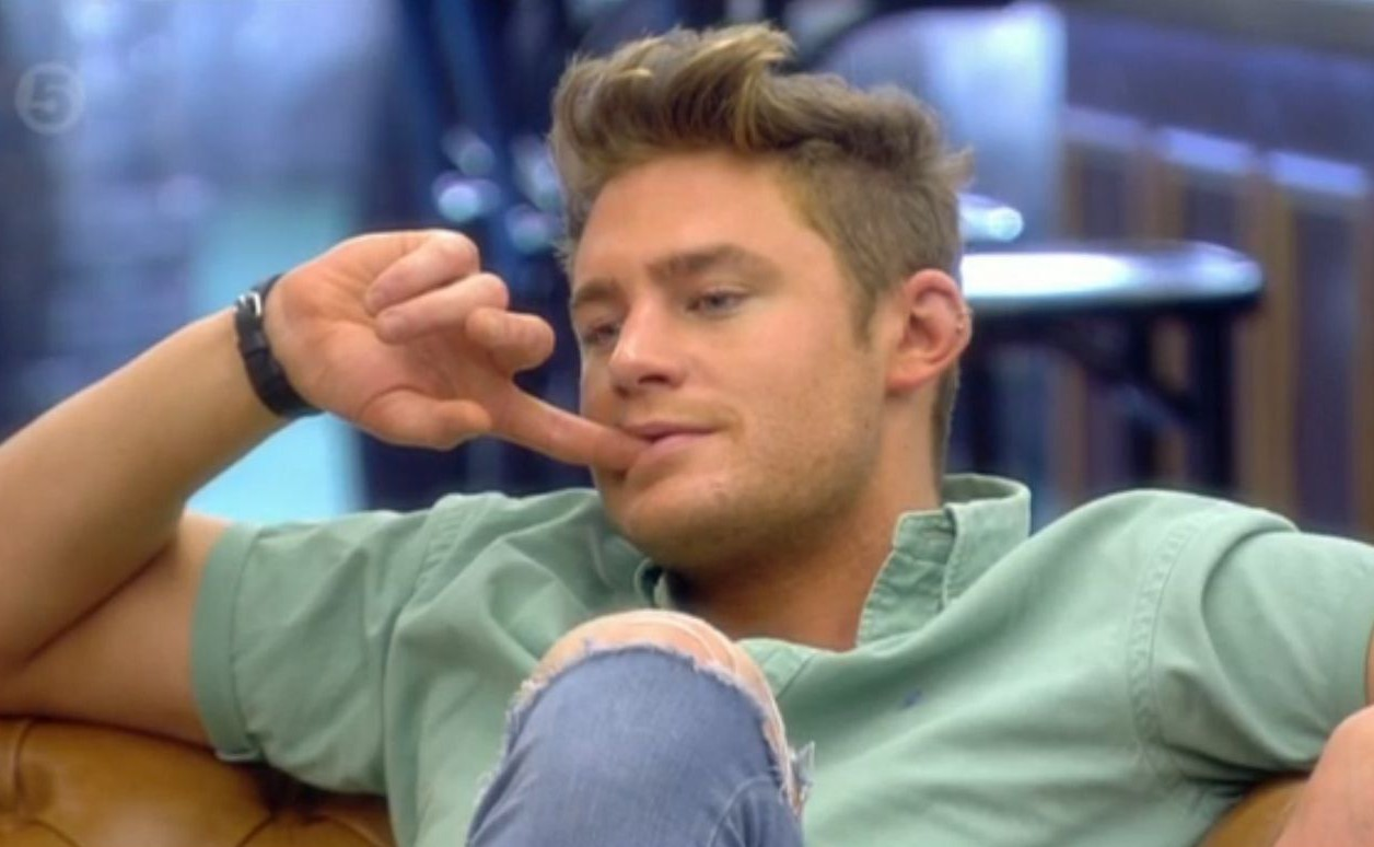 Editorial Use Only Mandatory Credit: Photo by REX/Shutterstock (5581733at) Scotty T 'Celebrity Big Brother' TV show, Elstree Studios, Hertfordshire, Britain - 4 Feb 2016