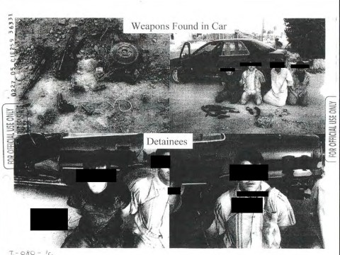 The Pentagon just released almost 200 images of Bush-era abuse of detainees in Iraq and Afghanistan