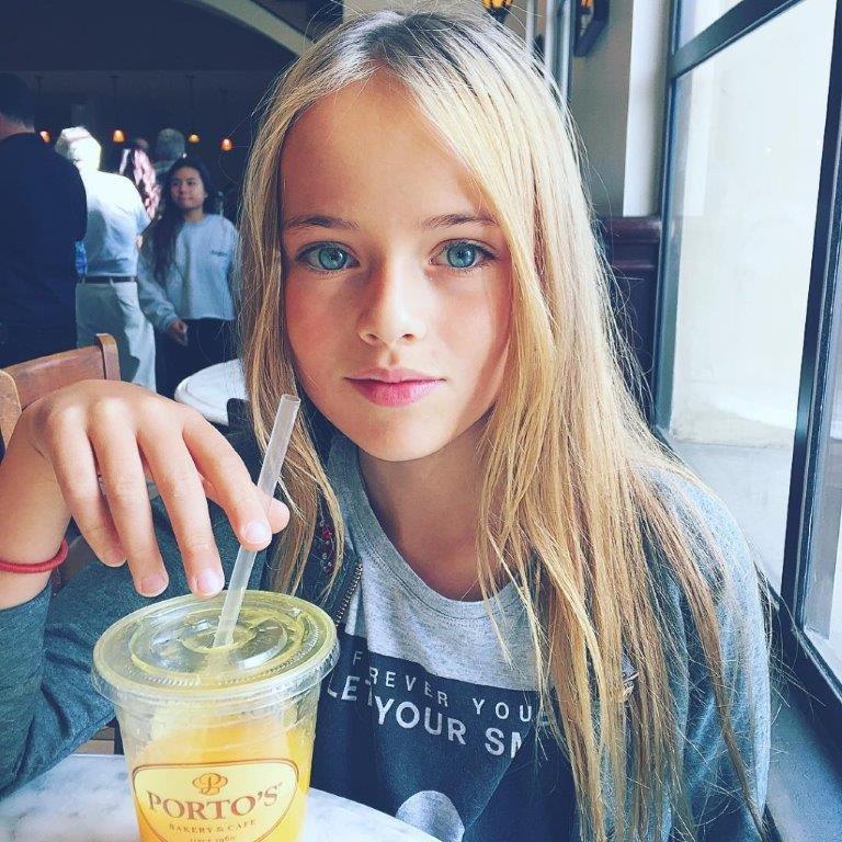 Kristina Pimenova Source: Instagram/kristinapimenova2005