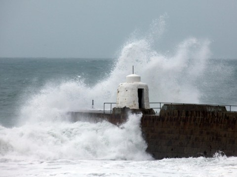 Storm Imogen hits UK with 93mph winds and torrential rain