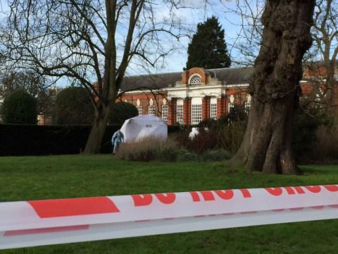 Man sets himself on fire outside Kensington Palace