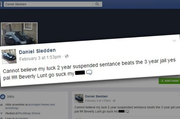 Brothers mocked judge on Facebook for not jailing them – they're now behind bars