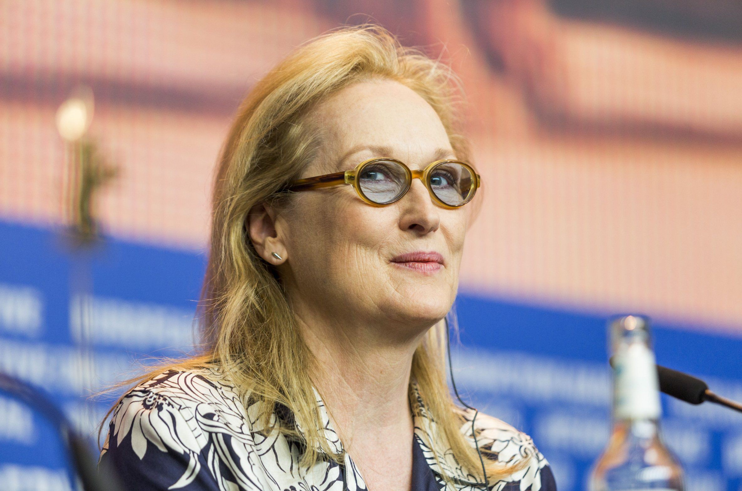 Meryl Streep declares 'we're all Africans' in defence of all-white Berlin Film Festival judging panel