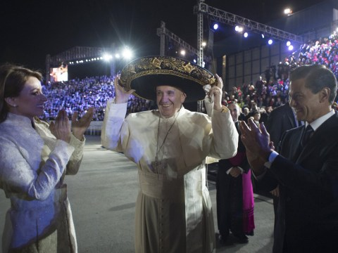 The Pope is in Mexico after historic Cuba trip