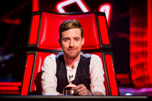 WARNING: Embargoed for publication until 00:00:01 on 09/02/2016 - Programme Name: The Voice - TX: 13/02/2016 - Episode: 6 (No. 6) - Picture Shows: THE VOICE - EPISODE 6 (WEEK 7) Ricky Wilson - (C) WALL TO WALL - Photographer: Guy Levy