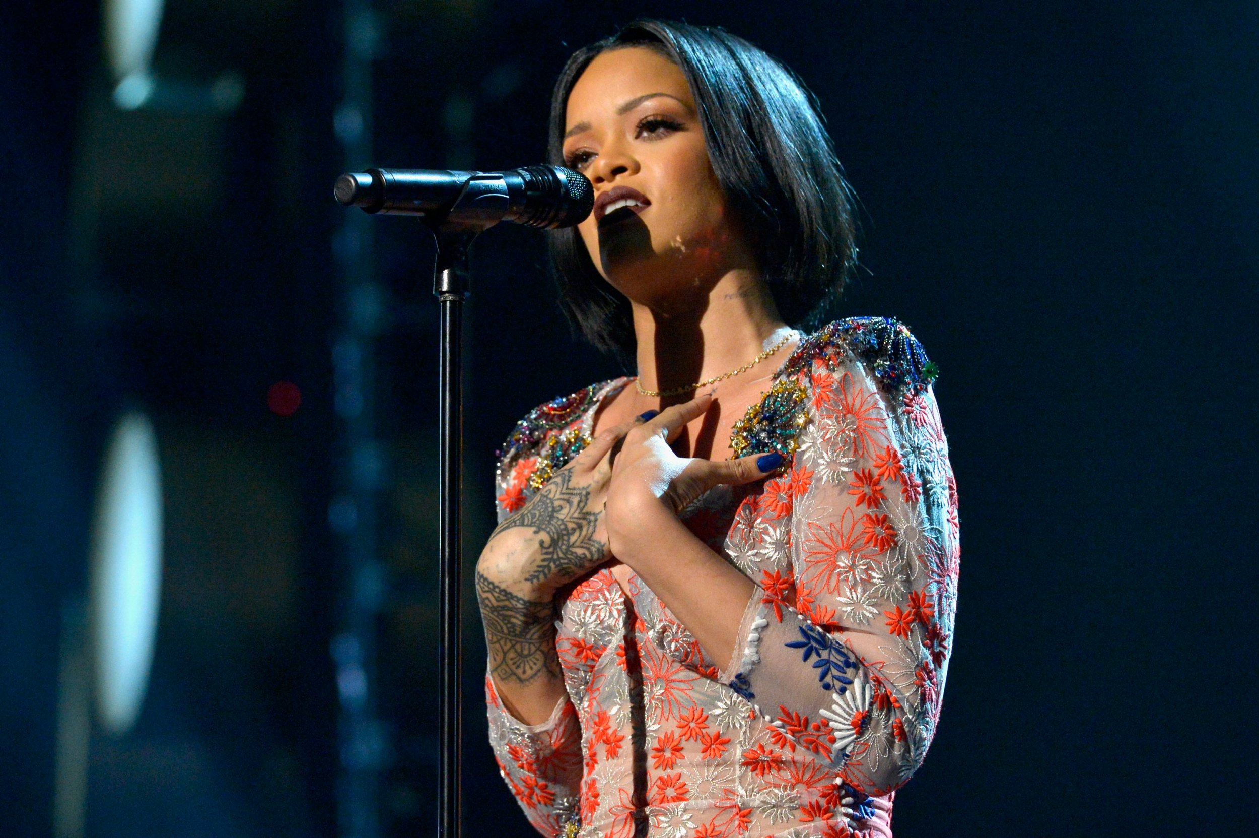 The Grammys: Rihanna cancels performance at the last minute
