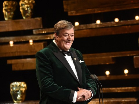 BAFTA 2016: Read Stephen Fry's F-word rant after viewers called his joke a 'poor choice'