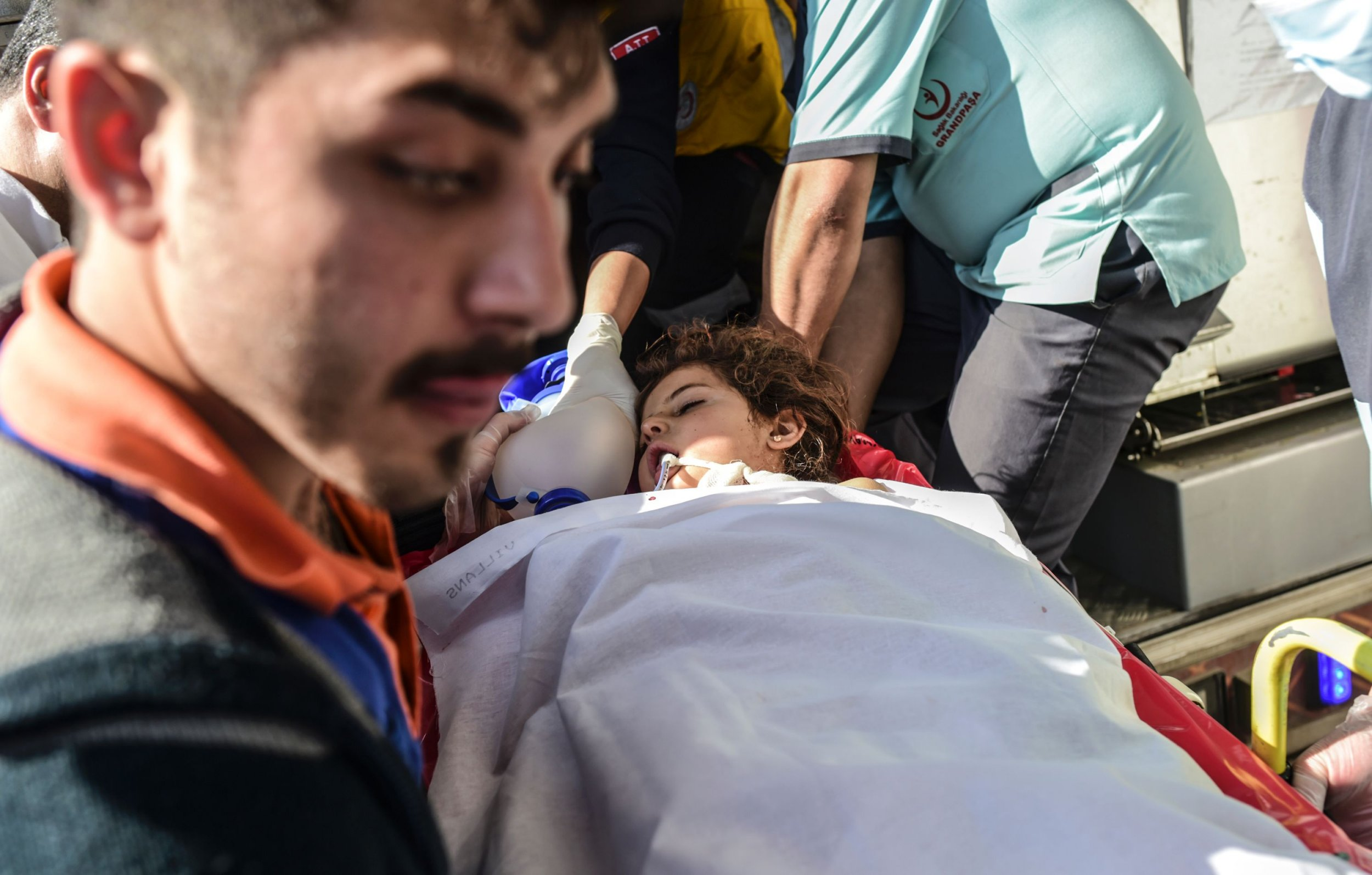 Putin denies hitting hospital and killing civilians in Syrian airstrikes