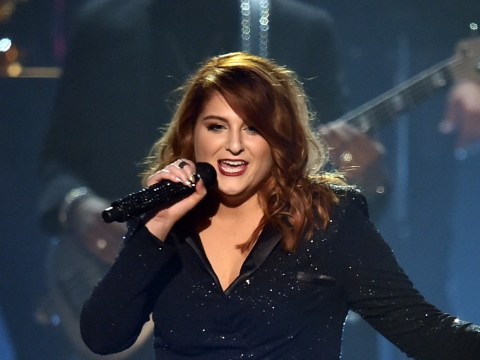 Meghan Trainor says she's NOT a fan of the term 'plus size' as she supports Amy Schumer