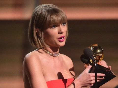 The Grammys: Taylor Swift totally just called out Kanye West after his diss during Best Album acceptance speech