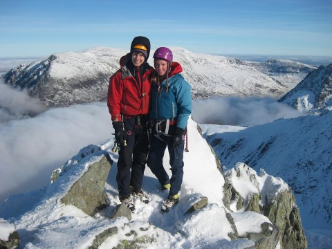Major search underway to find couple missing on Ben Nevis