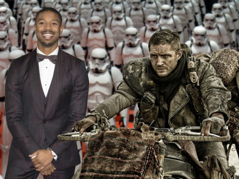 Mad Max: Fury Road leads the pack at the 2016 Jameson Empire Awards