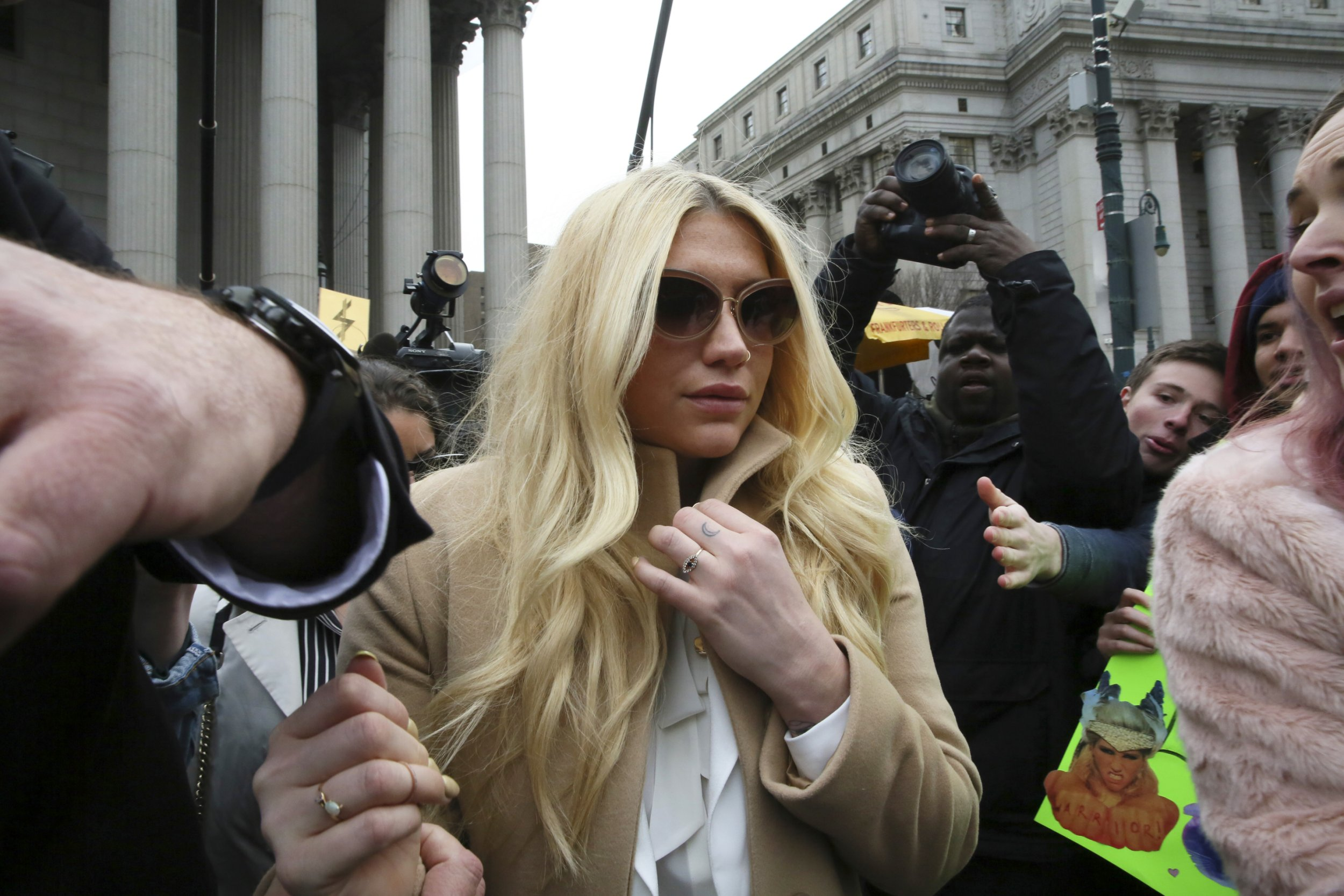 Kesha to be questioned about Dr Luke sexual assualt allegations under oath