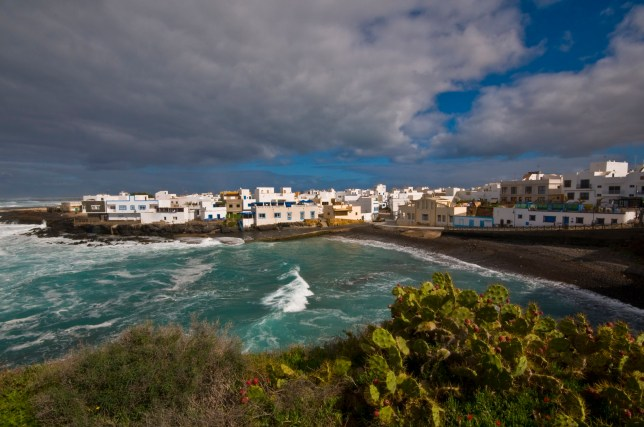 Spain, Canary, Fuerteventura, El Cotillo