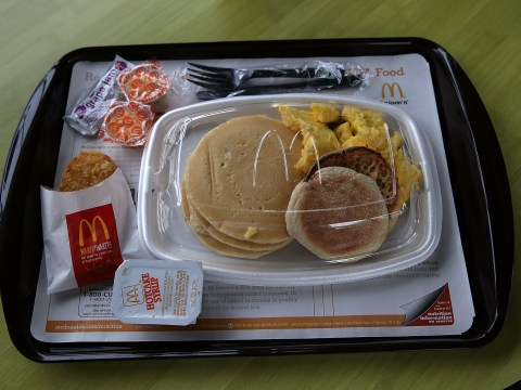 Is it all a bad dream, or has McDonald's really ditched Big Breakfast from the menu?