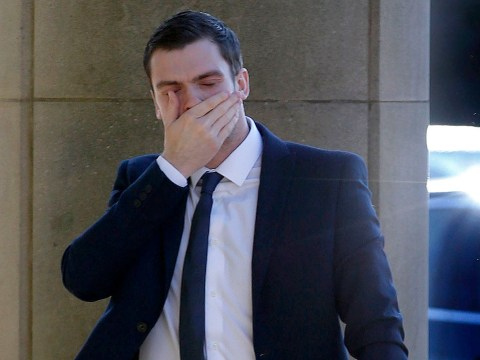 Adam Johnson says 'dick pics' found on phone were taken to 'show the doctor'