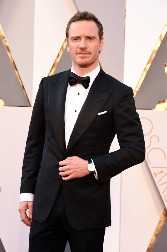 30a6dd06a0cb Mandatory Credit: Photo by David Fisher/REX/Shutterstock (5599371dk)  Michael Fassbender