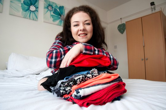 Woman Makes 30k By Selling Old Clothes On Ebay And Now Goes On Three Holidays A Year Metro News